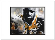Shaquille O'Neal Autograph Signed Photo - Basketball